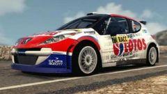 Kubica Peugeot 207