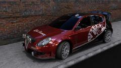 Alfa Romeo Giulietta WRC