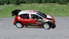Citroen C3 WRC updated by Mesa