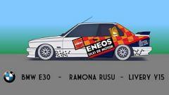 Ramona fantasy car design