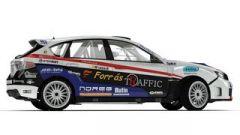 Subaru Impreza WRX STI R4 - Turán