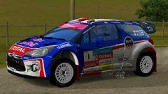 Loeb Rally du Chablais