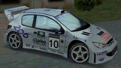 Peugeot 206 WRC Grönholm