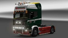 ETS2 Hungarocamion Scania