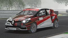 Renault Clio R3T mod for AC