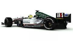 Minardi F1 Baumgartner Zsolt