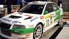 Skoda Octavia WRC DR 2.0
