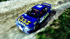 Subaru 555 McRae