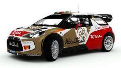DS3 WRC 2013 Abu Dhabi WRT