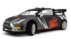 Citroen C4 WRC Kubica