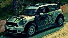 MINI WRC Patrick Snijers