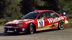 Verreydt - Winfield Subaru S4 WRC