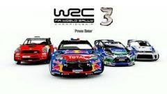 Mesa's Menu Mod for WRC3