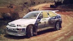 Ford Escort Juha Kankkunen