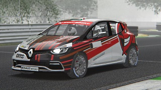 Renault Clio 4 R3T mod for Assetto Corsa