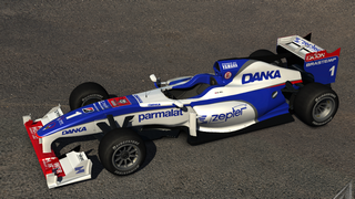 Damon Hill Arrows Assetto Corsa