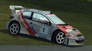 Janika Peugeot 206 WRC for CM Rally 2
